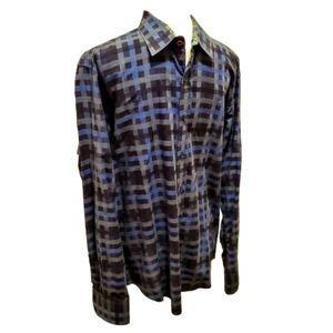Robert Graham Classic Fit L/S Shirt Sz L